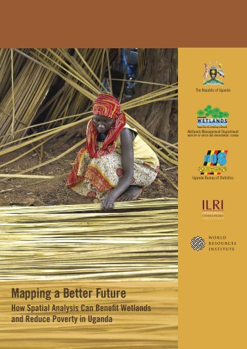 Mapping a Better Future - World Resources Institute