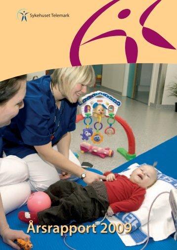 Årsrapport 2009 - Sykehuset Telemark