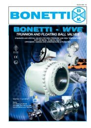 to view the Catalog - Bonetti Valves