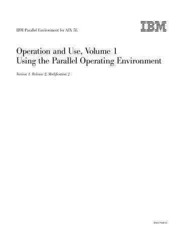 Aix operating system tutorial pdf