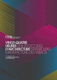 PDF – 1.3 Mo - Maison de l'Architecture