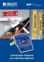 BMP71 brožura CZ - Medial