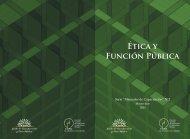 manual de etica y funcion publica