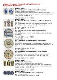 Download Porselein & Aardewerk catalogus (PDF)