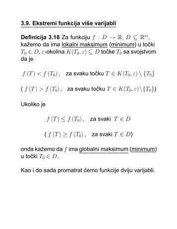 + D & R, D # R , T0 - FESB