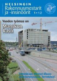 Yhdistyksen jäsenlehti 1/12, PDF tiedosto - Helsingin ...
