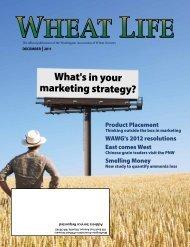 December - Wheat Life