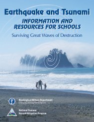 Introduction - Unit 2 - Washington State Emergency Management ...
