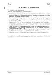 ENR 1.4 - SERVICE D'INFORMATION AERONAUTIQUE - ALGERIE