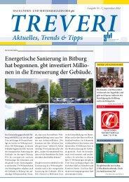 gbtMIETER-SERvIcE - GBT - Wohnungsbau und Treuhand AG