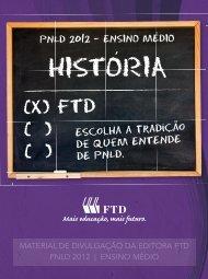 PDF Catálogo Geral - Editora FTD