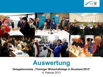 zur Präsentation mit den Inhalten der Veranstaltung - Thüringen ...