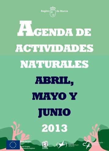 abril, mayo - Dirección General de Medio Ambiente