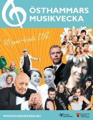 30 juni-6juli 2012 - Östhammars kommun