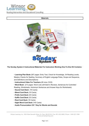 advanced instructional systems inc