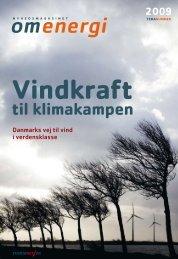 Vindkraft til klimakampen - Energinet.dk