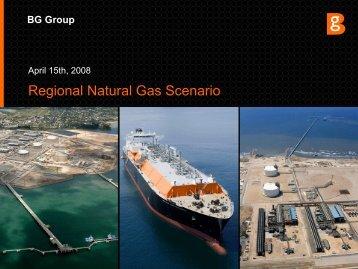 Regional Natural Gas Scenario - pptfun