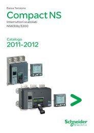 Scarica il Catalogo Compact NS 2011-2012 - Schneider Electric