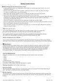 Original HighBack Sling Instruction Guide EN - Liko - Page 2