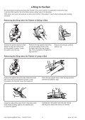 Original HighBack Sling Instruction Guide EN - Liko - Page 6