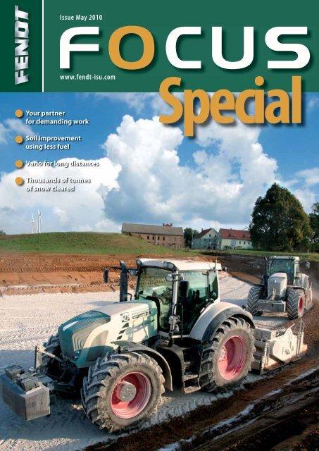 Issue May 2010 www.fendt-isu.com www fendt isu com - AGCO GmbH