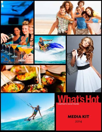 WHAT'S HOT - Caymanian Compass