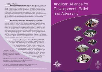 Download - Anglican Communion