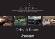 Drive & Dream - Seehotel Hermitage Luzern