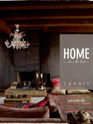 BARCELONA 2012 - Esprit home