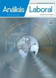 Vol. XXVI N° 300 Junio 2002 - AELE