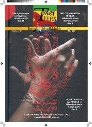 Katalog nr 57 - Velkommen til Etnisk Musikklubb