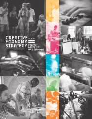Creative Economy Strategy of the District of Columbia Full Report_0626