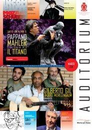 03/2011 - Auditorium Parco della Musica