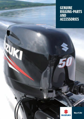GENUINE RIGGING-PARTS AND ACCESSORIES