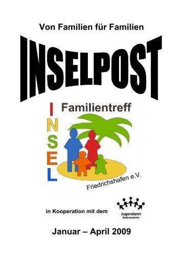Inselpost 2009 Jan - Apr (PDF) - Familientreff INSEL Friedrichshafen ...
