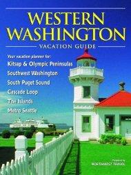 Kitsap & Olympic Peninsulas Southwest Washington South Puget ...