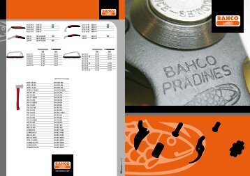 Bahco Pruning Spare Part - Snap-On Industrial Brands