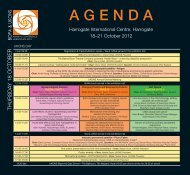 Final Agenda.indd - eventsInteractive, event management software ...