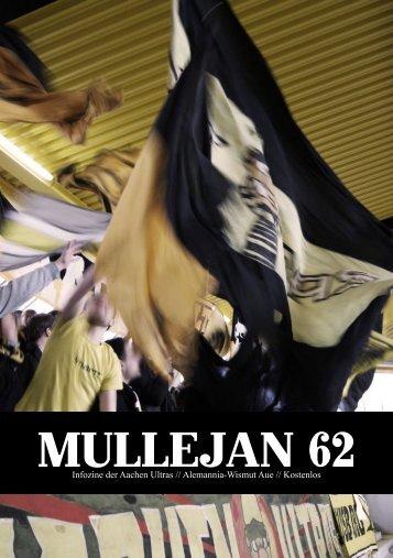 Ausgabe 62 - Aachen Ultras