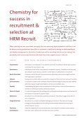 Careers in Recruitment - HRM Recruit - Page 5