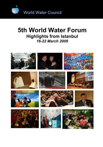 5th World Water Forum - World Water Council