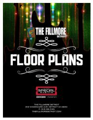 Dance Floor - Live Nation Special Events