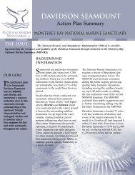 272KB - National Marine Sanctuaries - NOAA