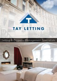 Tay Letting & Property Management Specialists