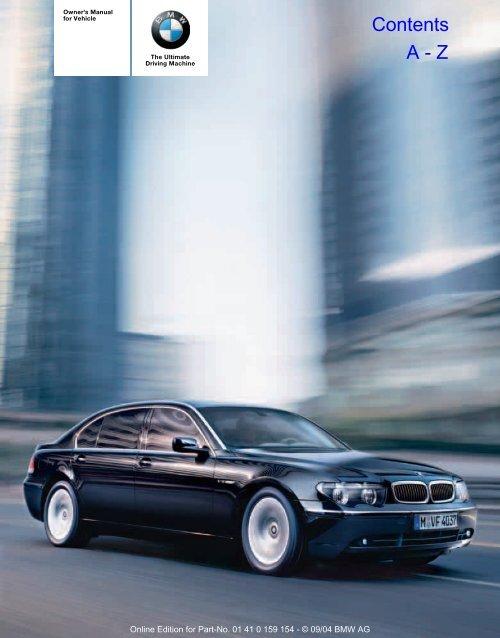 Original BMW Custodia Manuale Manuale del proprietario Documento Cartella Wallet