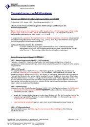 Kennzeichnung von Additivanlagen - Berndt Gefahrgutausrüstung