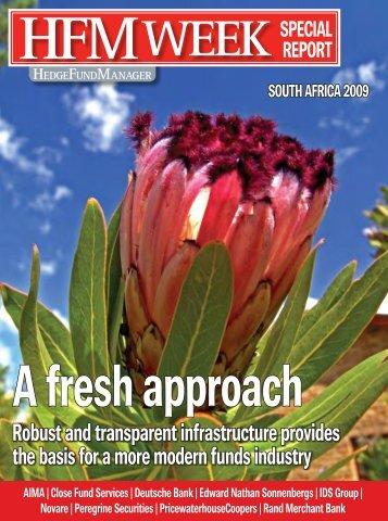 South Africa 2009 - HFMWeek