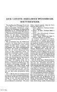 DER LETZTE BERLINER WOHNHAUS-WETTBEWERB. - Seite 2