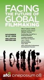 FILMMAKING - Association of Film Commissioners International