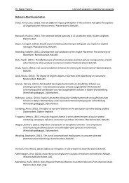 Auswahl betreuter Arbeiten als PDF